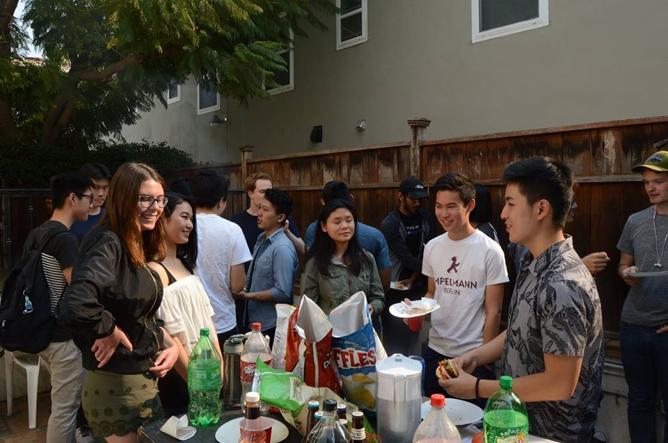 projects bbq
